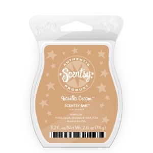 Vanilla Cream Scentsy