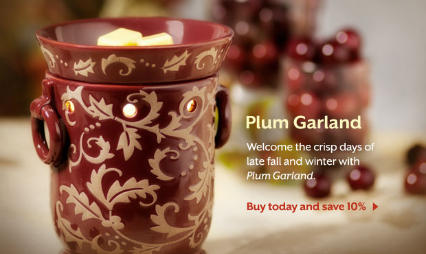 Scentsy Warmer of the Month November