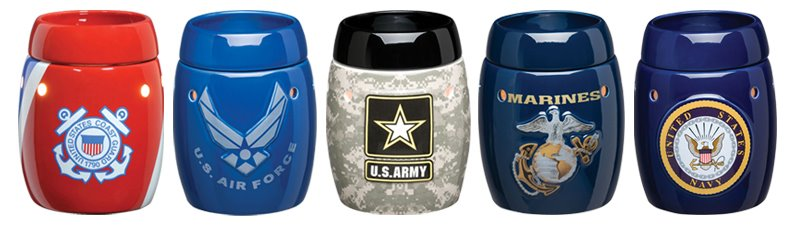 Scentsy Patriot Collection
