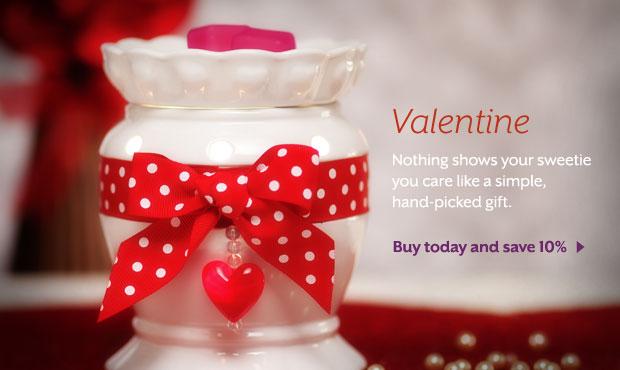 Scentsy Valentine Warmer