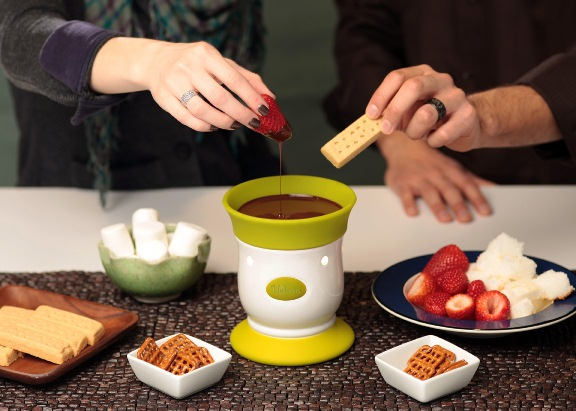 Velata Chocolate Scentsy Fondue Warmer