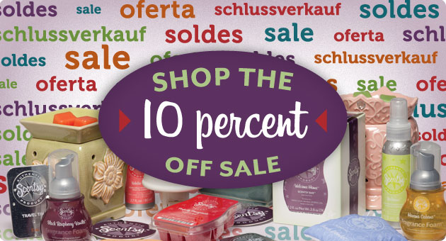 Scentsy discount