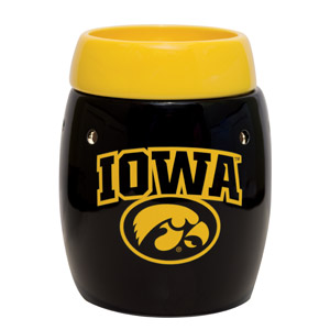 Hawkeyes Iowa Scentsy Campus Warmer