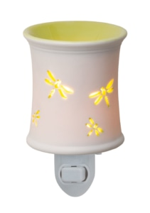 New Scentsy Plug-in Warmer 2012