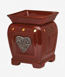American Heart Association Scentsy Warmer