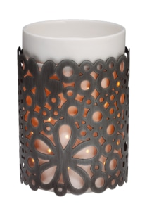 New Silhouette Full-size Scentsy Warmer 2012