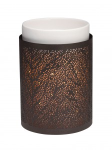 New Silhouette Scentsy Warmers 2012