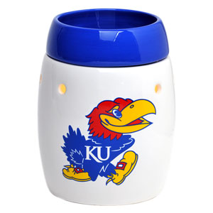 University of Kansas Scentsy Warmer