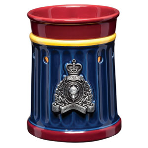 Scentsy RCMP Canadian Warmer