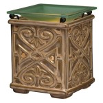 Riga scroll new Scentsy Premium Warmer