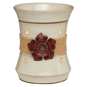 Scentsy Roselyn Warmer  Premium Full-size Rose
