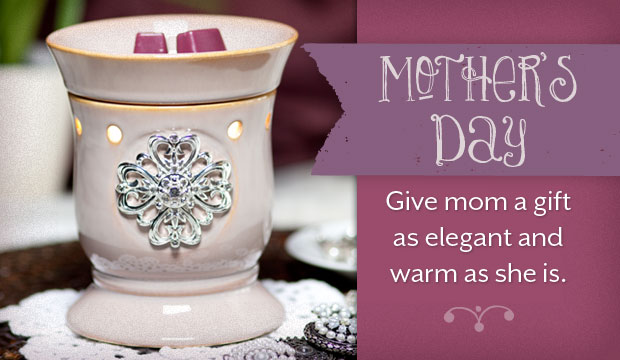 Scentsy Warmer of the Month April 2012
