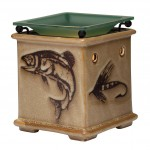 Fishing Scentsy Warmer Angler