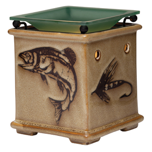 Fishing Scentsy Warmer of the Month June 2012