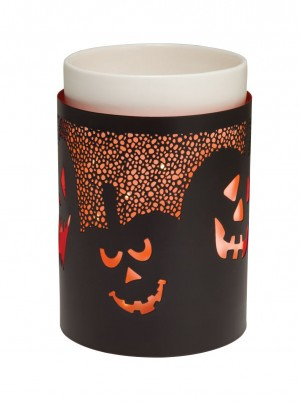 Halloween Scentsy Wrap for Silhouette Warmer