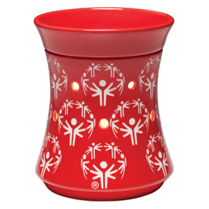 Charitable Cause Scentsy Warmer 2012