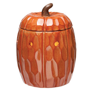 Pumpkin Scentsy Warmer of the Month