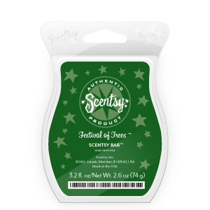 Christmas Tree Scentsy Bar
