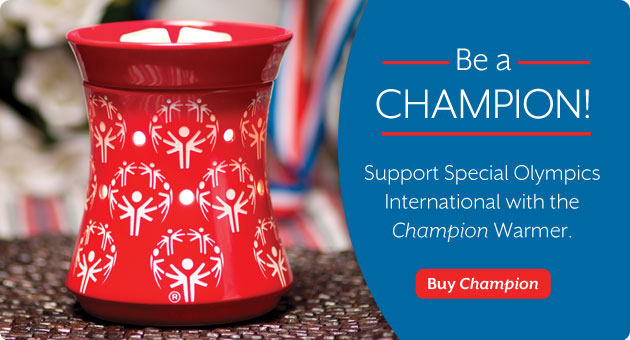 Special Olympics Scentsy Warmer 2012