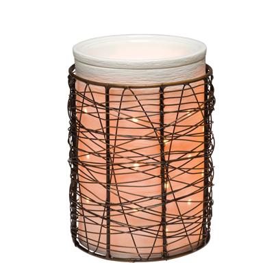 Scentsy Loom Wrap Silhouette Warmer