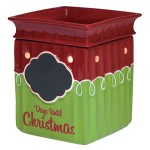 Tis the Season Full-Size Scentsy Warmer