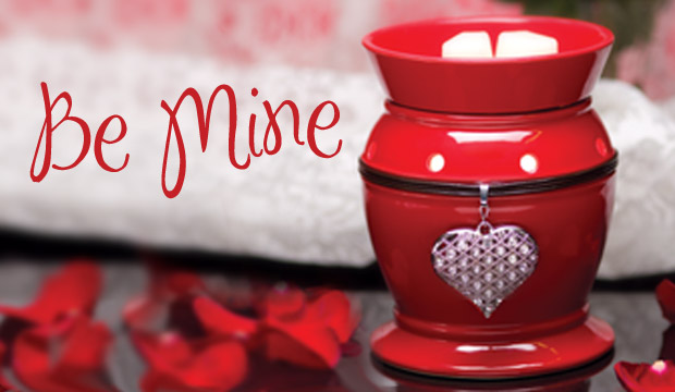 Scentsy Warmer of the Month Valentine January 2013