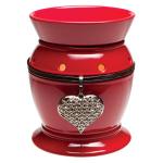 Valentine Scentsy Warmer