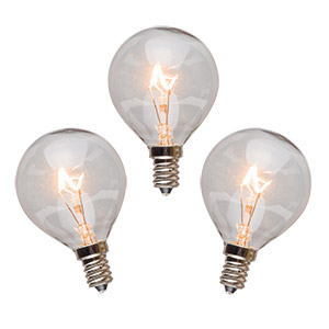Scentsy LightBulb25W3Pack