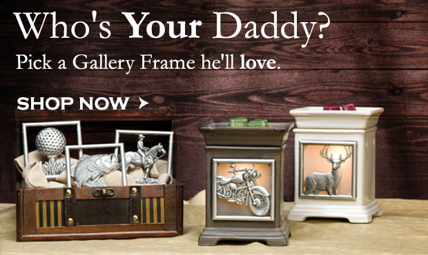 Scentsy Fathers Day Warmer of the Month May