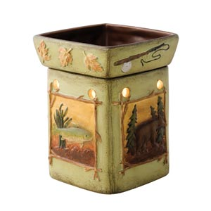 The Lodge Scentsy Warmer
