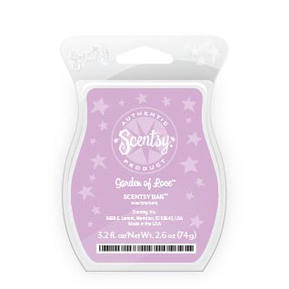 Scentsy Garden of Love fragrance