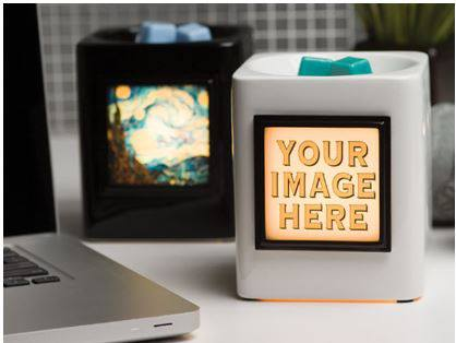 Customizable Scentsy Warmers