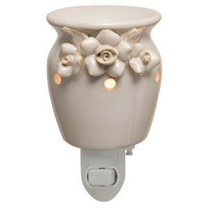 Scentsy Flower Girl Plug In Warmer