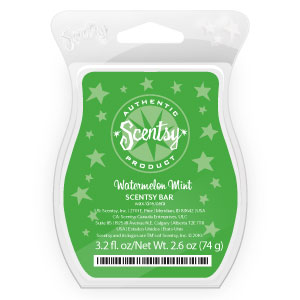 Scentsy Watermelon Mint Scent of the Month July 2013