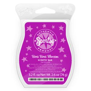 Bora Bora Blossom Scentsy Scent
