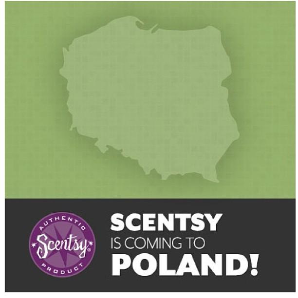 Scentsy Poland