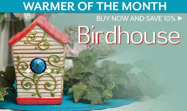 Bird house Scentsy Warmer