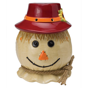 Scare crow Scentsy Warmer of the Month October