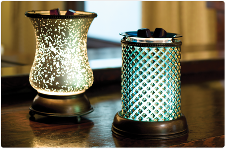 Lampshade Scentsy Warmers