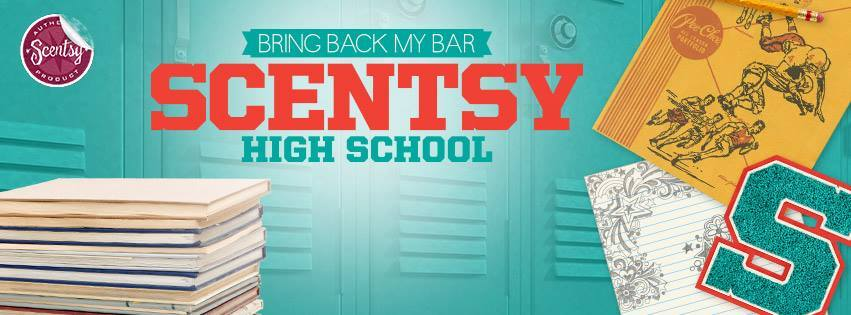 Bring Back My Bar Scentsy