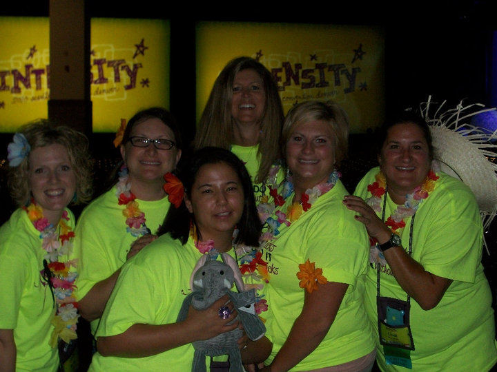 Intensity Scentsy Convention 2010