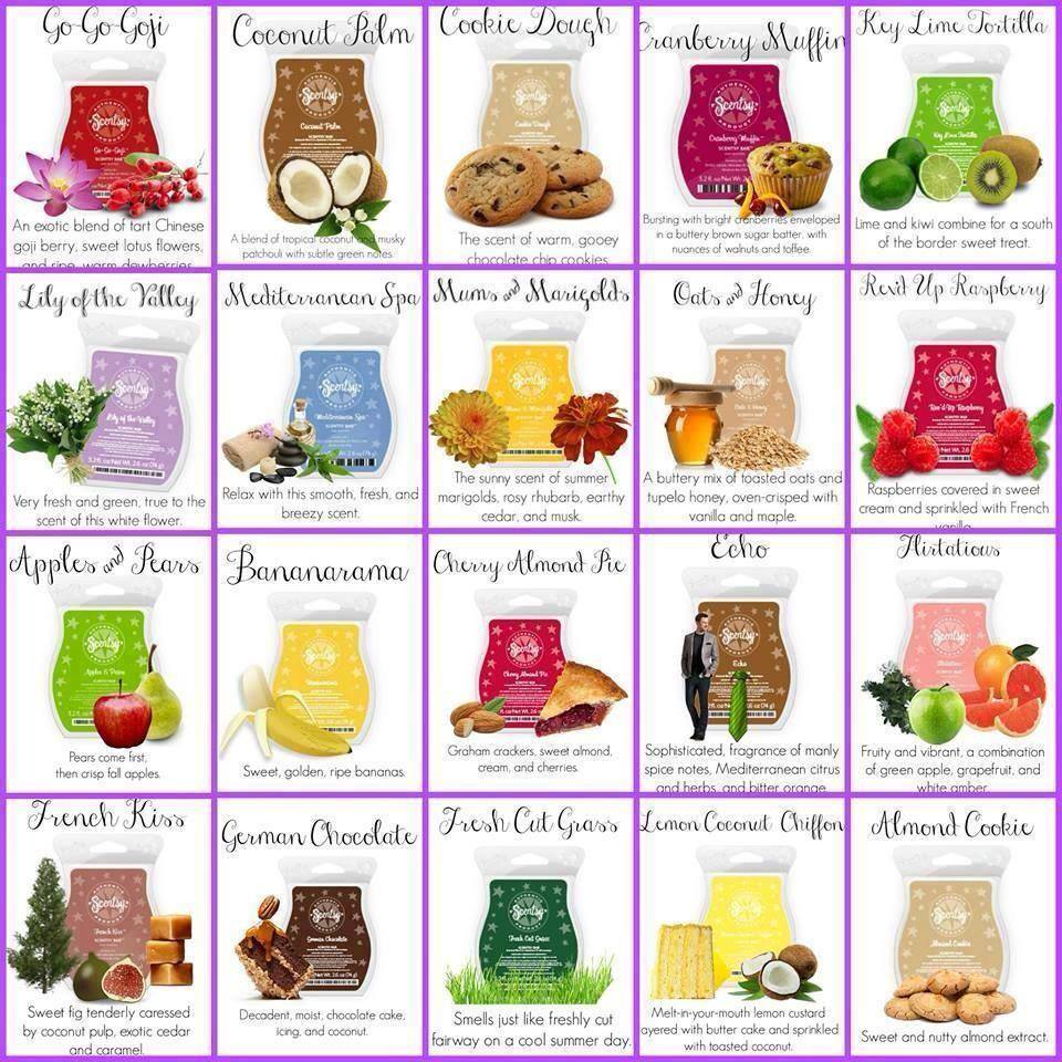 Bring Back My Bar Scentsy July 2014
