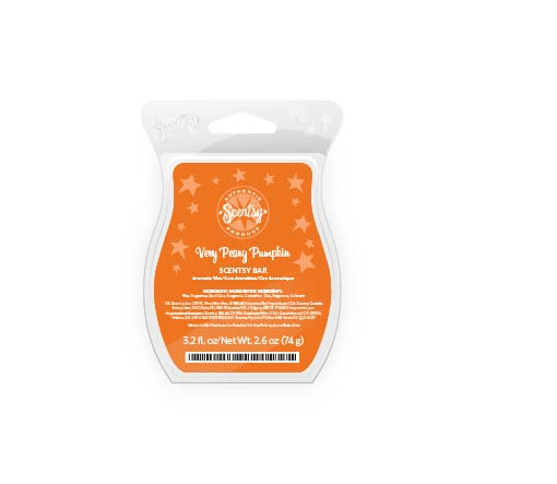 Scentsy pumpkin pear bar