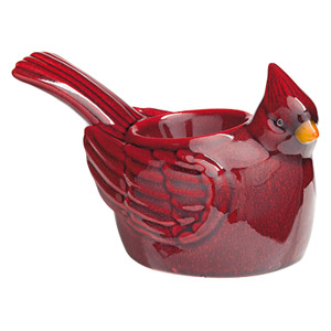 Red Cardinal Scentsy Bird