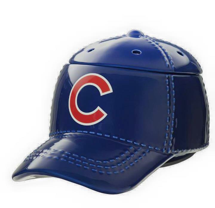 Chicago Cubs Scentsy Baseball Warmer