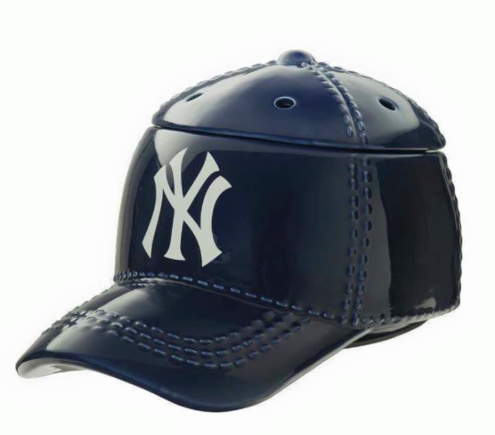 NY Yankees Scentsy MLB baseball warmer