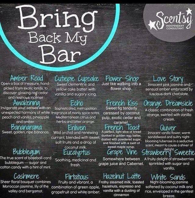 BringBackMyBarScentsy