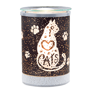 Scentsy warmer i heart cats buy online
