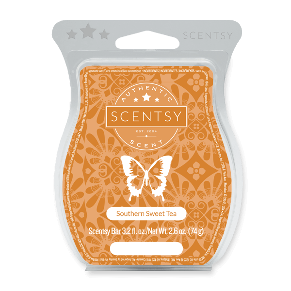 Scentsy scent southern sweet tea buy online