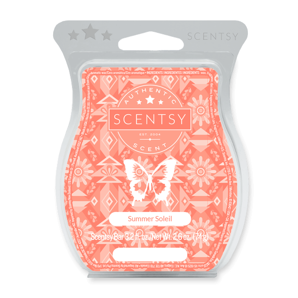 Scentsy scent summer soleil buy online